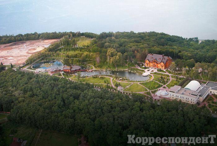 Загородная резиденция президента Украины