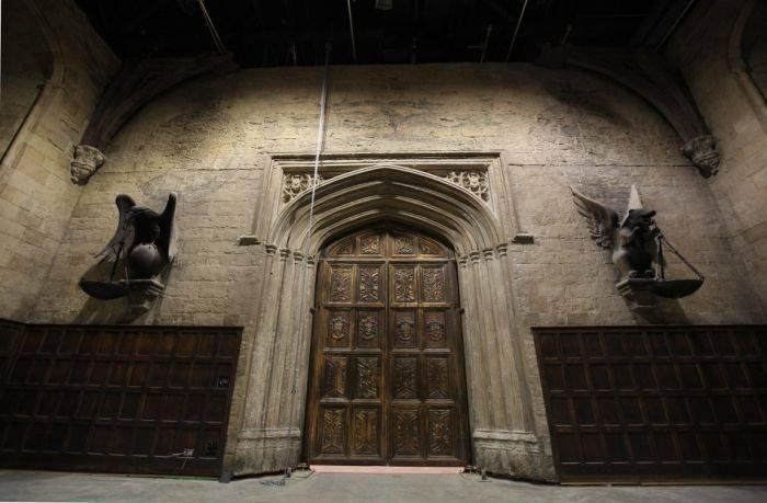 Студия где снимался фильм Гарри Поттер (12 фото)