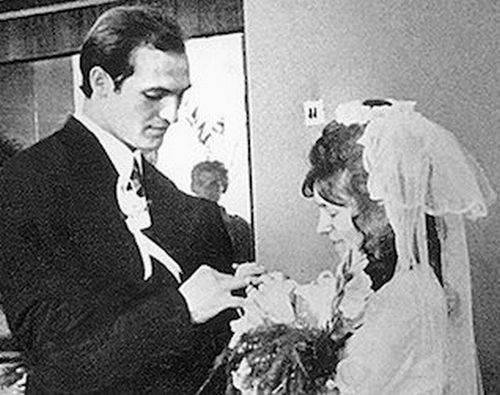 Свадебные фотографии известных