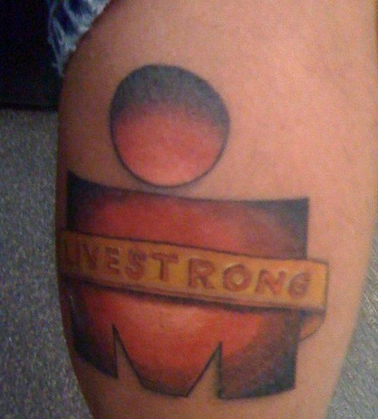 Татуировки поклонников железного