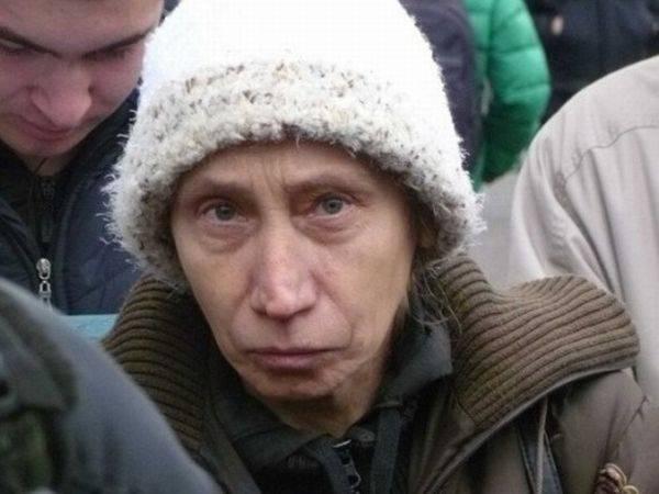 """""""Иди на ху#, Путин"""": Президенту России понравилась атака голых Femen, но как их скрутили - нет - Цензор.НЕТ 955"""