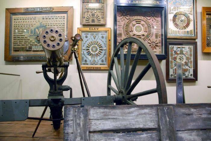 Музей огнестрельного оружия (31 фото)