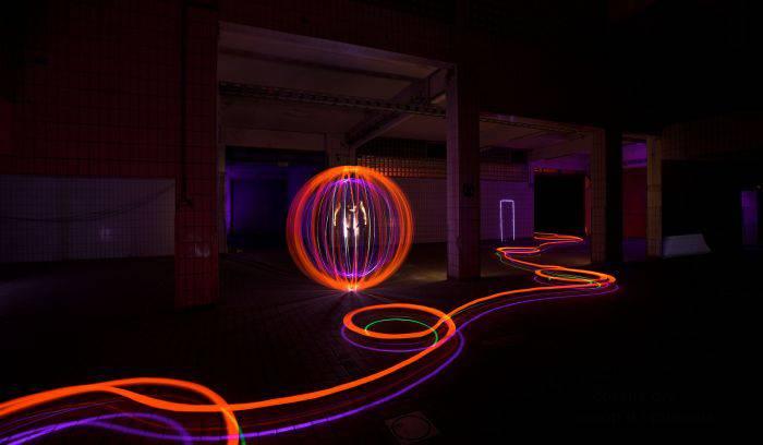 Удивительные игры со светом (47 фото)