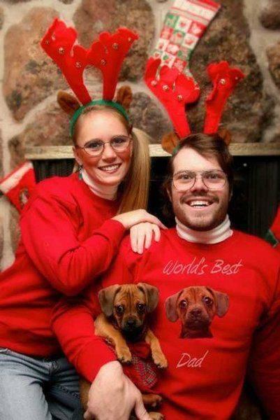 Странные рождественские фото (50 фото)