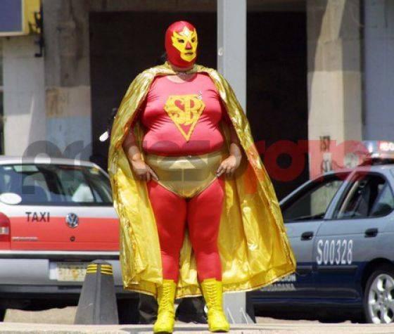 Супергерои в реальной жизни (25 фото)