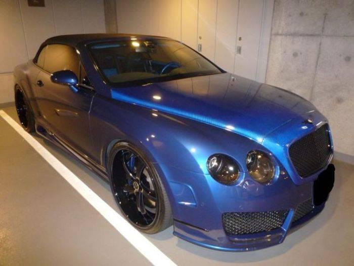 Коллекция автомобилей одного богатого японца (141 фото)