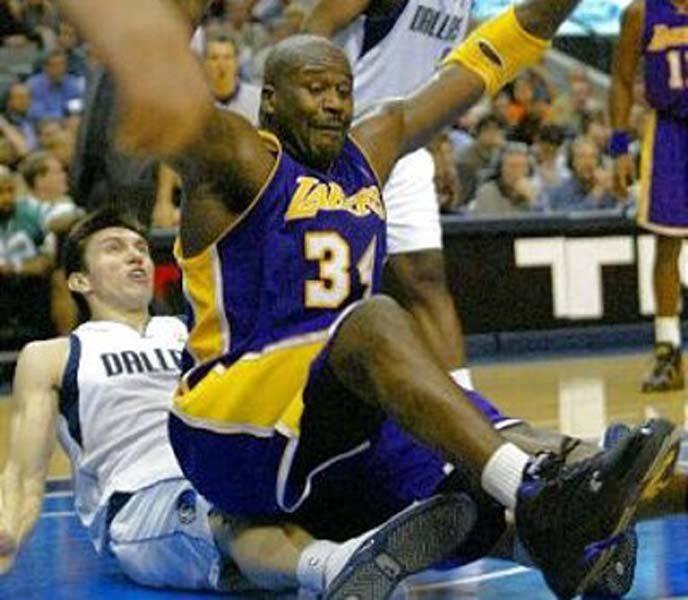 Забавные моменты в баскетболе (10 фото)