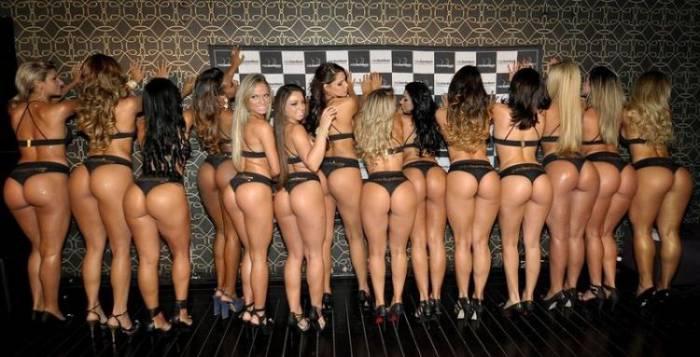 Miss Bumbum 2011 в Бразилии (15 фото)