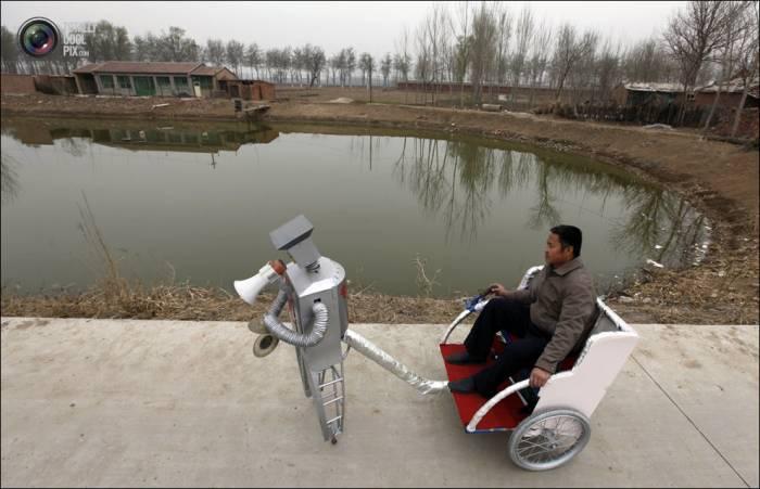 Необычные фотки китайцев