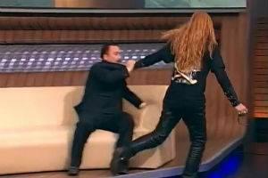 Джигурда атакует!