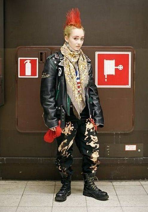 Странная мода (43 фото)