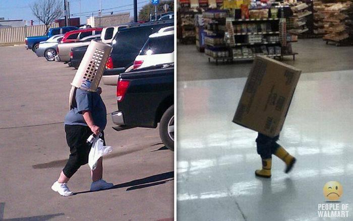 Забавные люди из супермаркетов (60 фото)