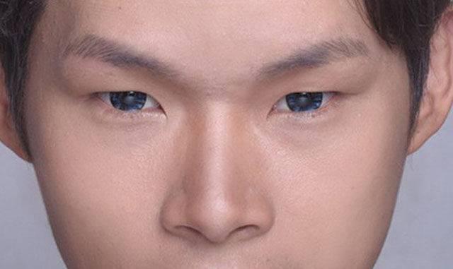 глаз китайца фото конечно смущает