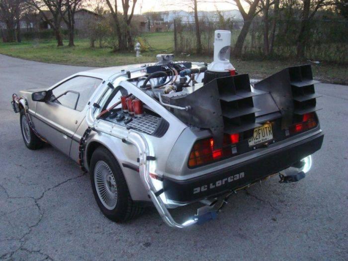 Машина из фильма