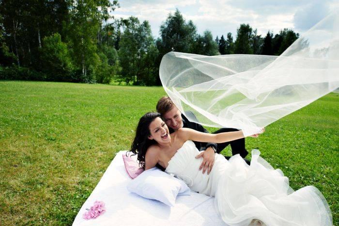 Красивые свадебные снимки (111 фото)