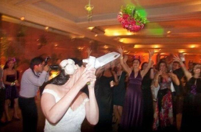 Свадебный букет (4 фото)