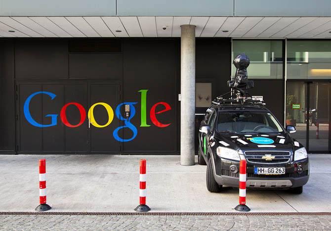 Центральный офис Google в Европе