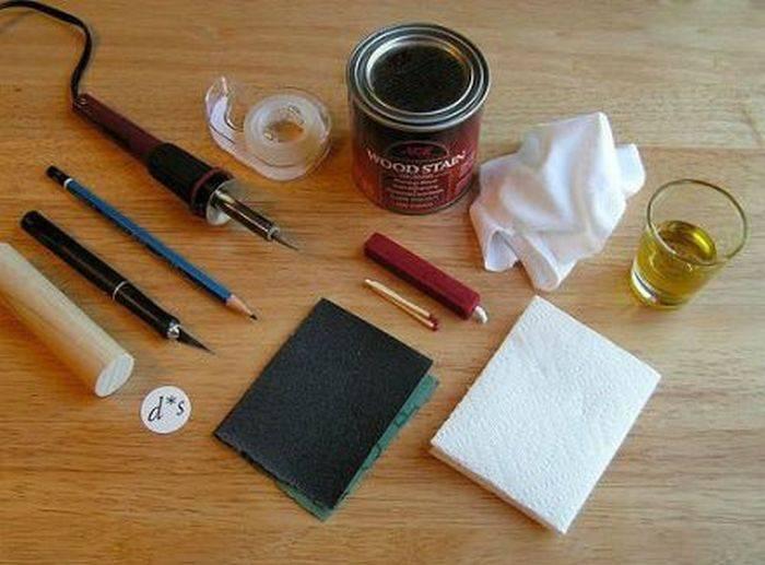 Делаем печать своими руками (16 фото)