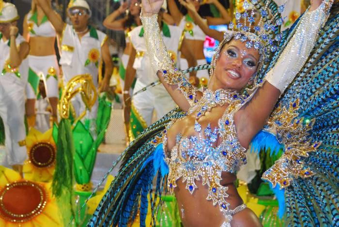 Карнавал в Рио-де-Жанейро (35 фото)