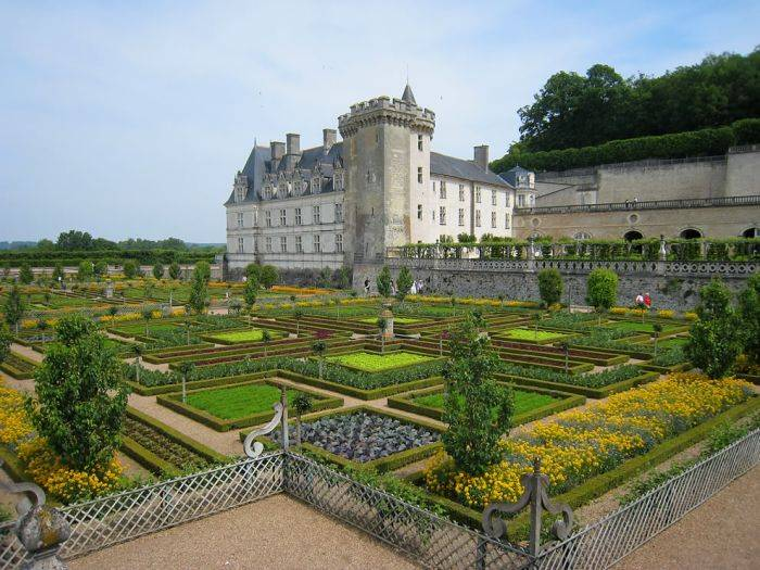 Удивительные сады Франции (40 фото)