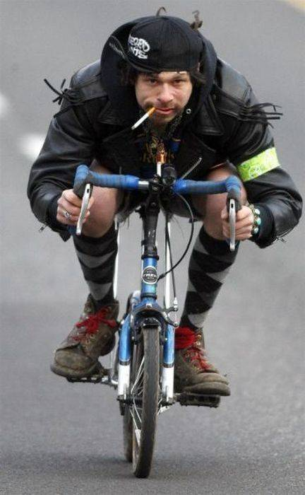Велосипедист смешная картинка, плайка картинки анимационные