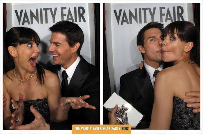������������ �� Vanity Fair Oscar Party 2012