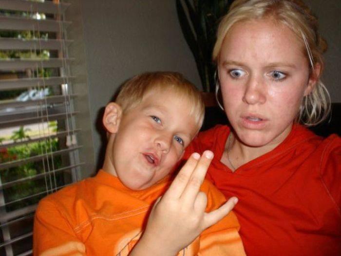 Ужасные родители (32 фото)