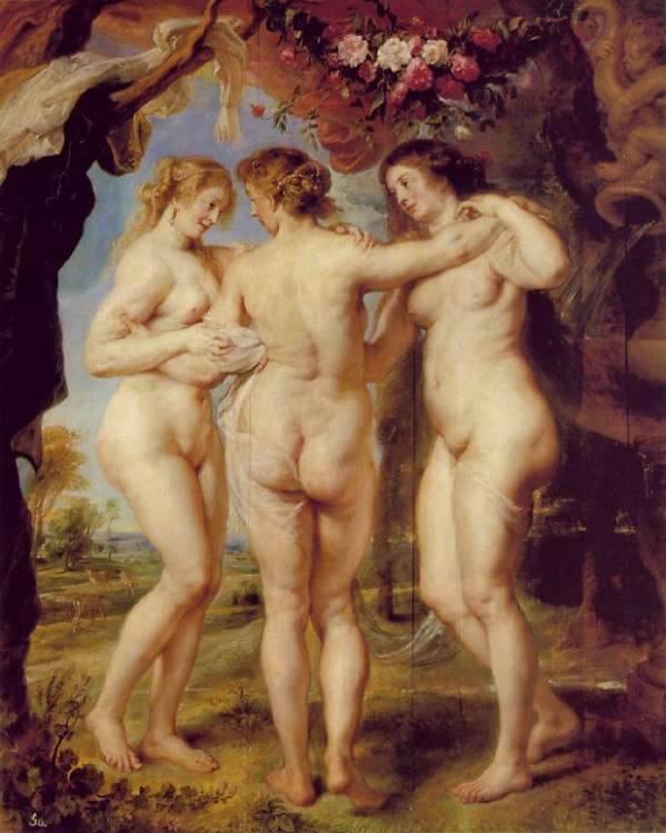 шедевры мировой живописи: