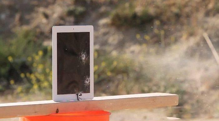 Испытание для iPad (8 фото)