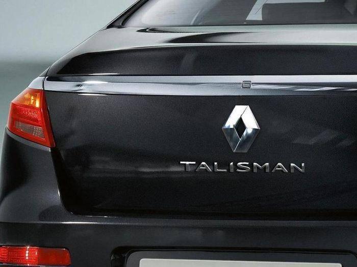 Первый тизер нового седана Talisman