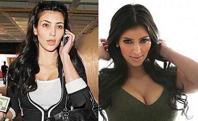 Знаменитости без макияжа (30 фото)