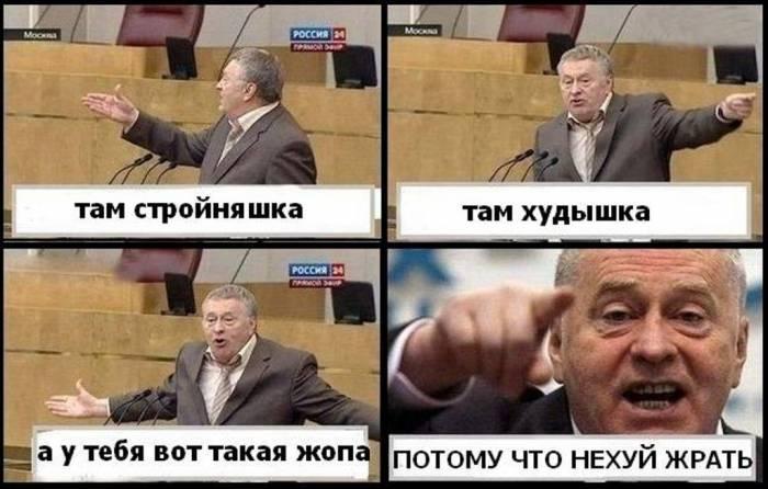 приколы про жириновского картинки: