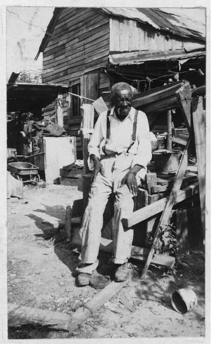 Рожденные в рабстве в начале ХХ века