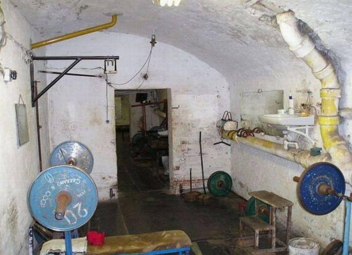 Тренажерный зал в России
