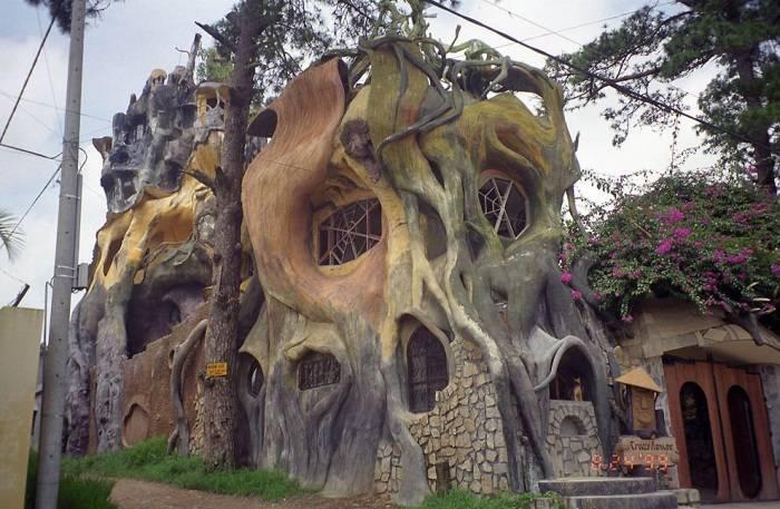 Самый уникальный дом в мире
