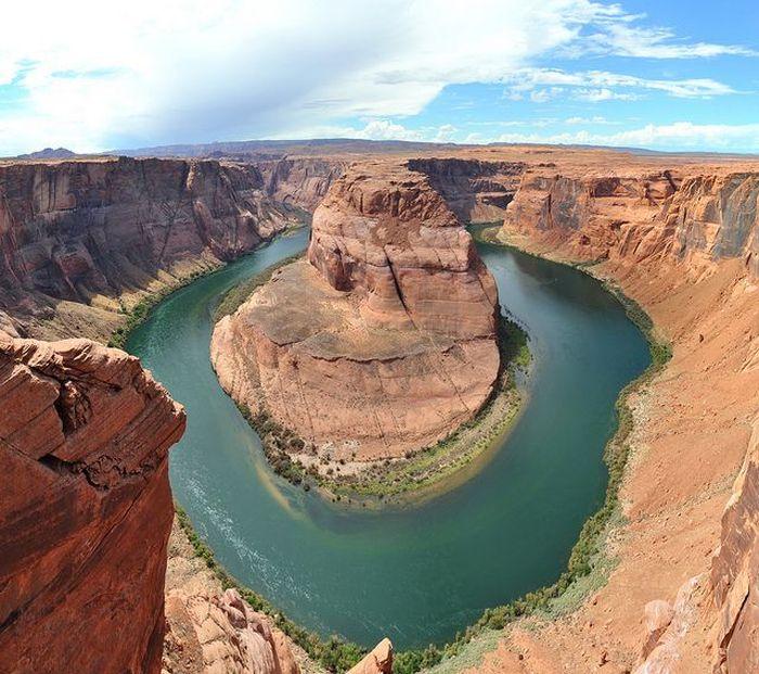 Красивые панорамные снимки