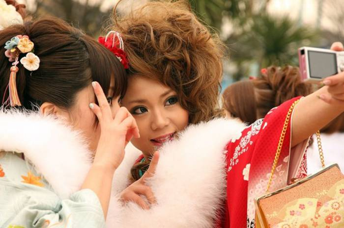 Модные тенденции в Японии
