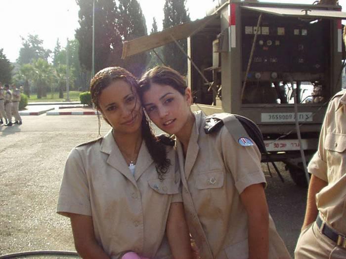 Израильская армия девушки топлес фото 654-458