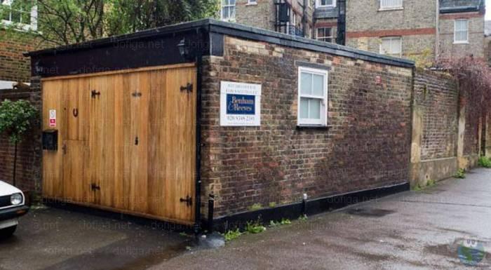 Квартира в Лондоне за 260 тыс. фунтов