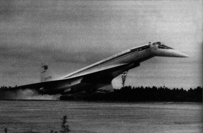 Вся правда о легендарной аварии Ту-144.