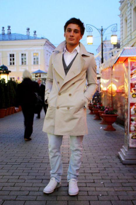 Модники Москвы (70 фото)