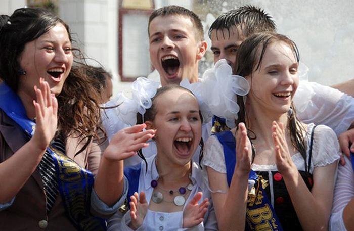 Последний звонок в Киеве (40 фото)