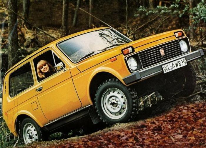 Реклама советских классических машин (36 фото)