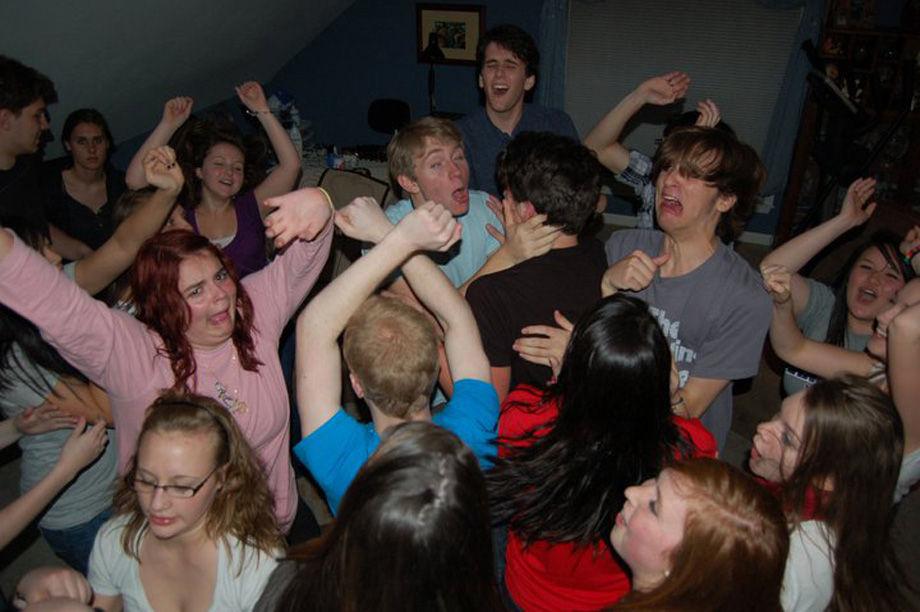 Фото пьяные вечеринки