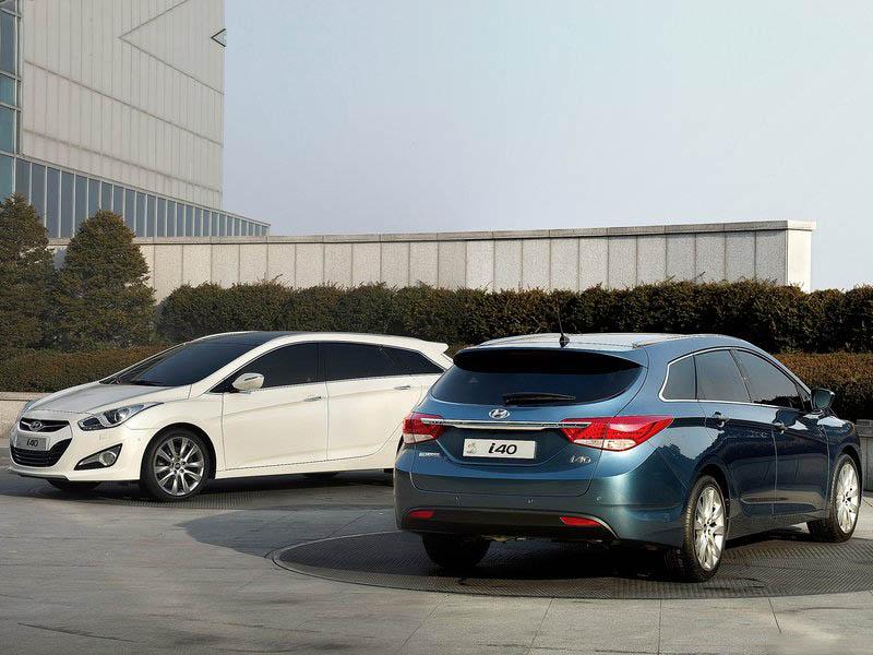 фото Hyundai i40 универсал…