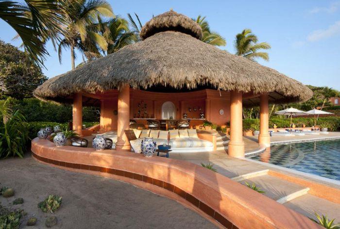 Райский уголок в Мексике (27 фото)