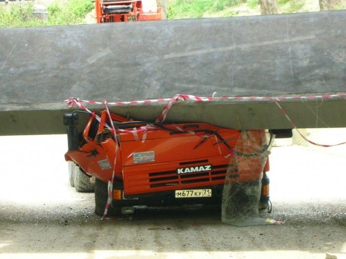 Страшная авария в Сочи (3 фото)