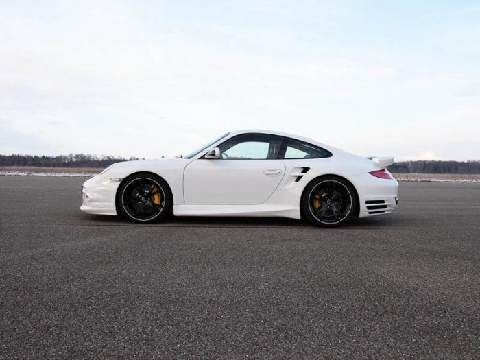 TechArt Porsche 911 Turbo