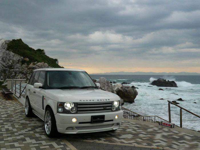 Wald Range Rover