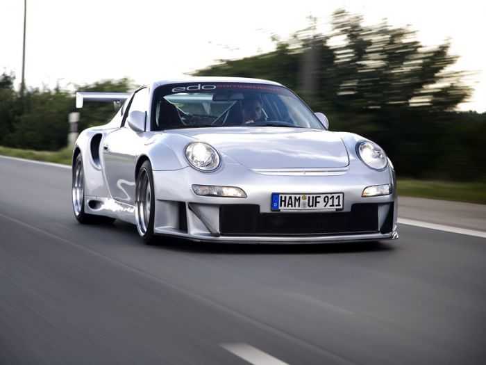 Edo Competition Porsche 997